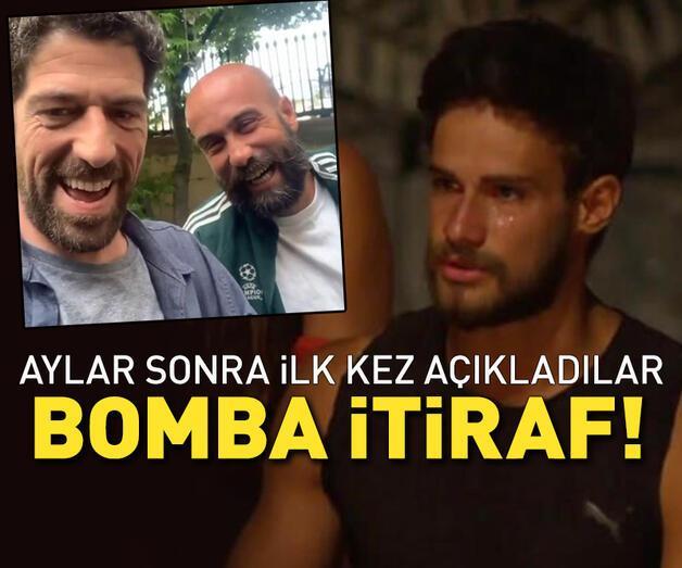 Son dakika: Cemal Hünal ile Çağrı Atakan'dan bomba Survivor itirafı!