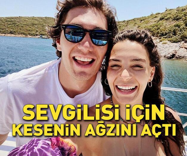 Son dakika: Cedi Osman sevgilisi Ebru Şahin için kesenin ağzını açtı