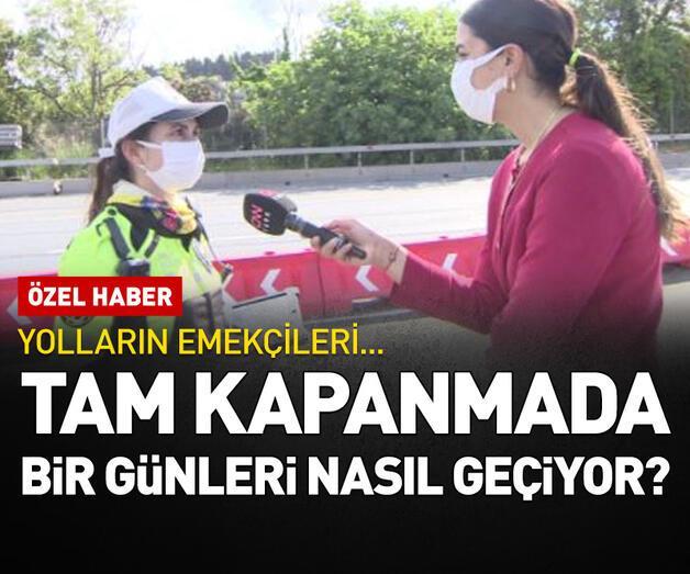 Son dakika: Yolların emekçileri CNN TÜRK'e konuştu