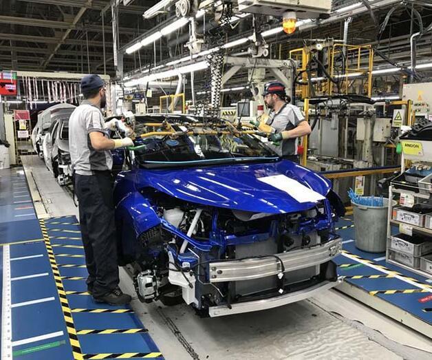 Son dakika: Otomotivde üretim yüzde 28, ihracat yüzde 18 arttı
