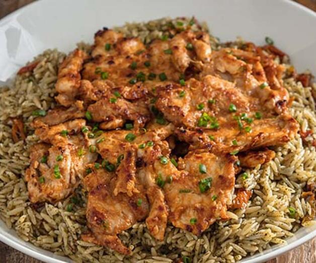 Son dakika: Günün iftar menüsü; Cevizpare, kuru domatesli arpa şehriye pilavı ve tavuk külbastı