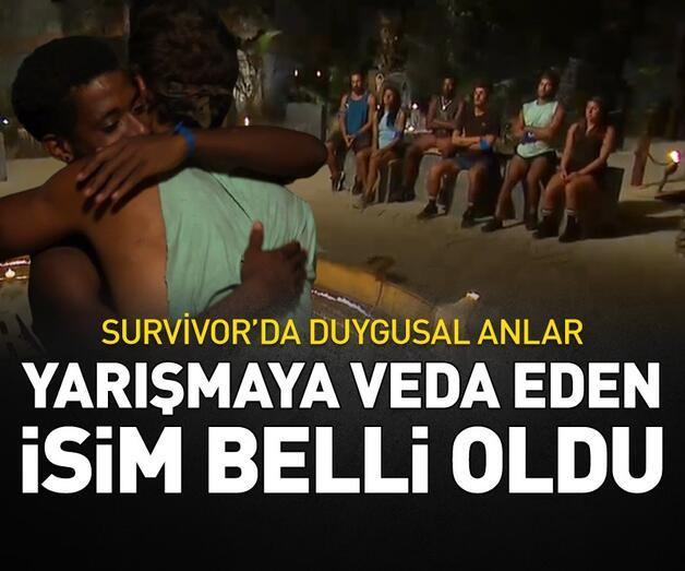 Son dakika: SON DAKİKA: Survivor'da kim elendi? 11 Mayıs 2021 Survivor SMS oy sıralaması belli oldu!