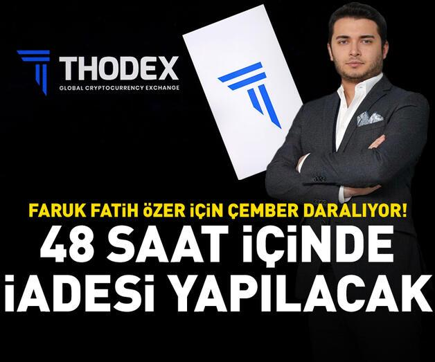 Son dakika: Faruk Fatih Özer için çember daralıyor!