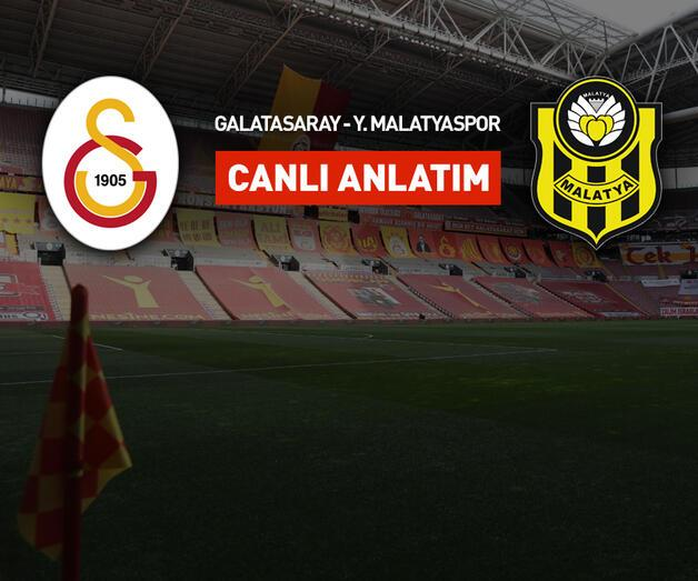 Son dakika: Galatasaray öne geçti