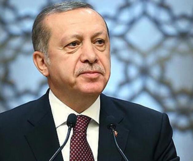 Son dakika: Cumhurbaşkanı Erdoğan'dan Beşiktaş'a tebrik