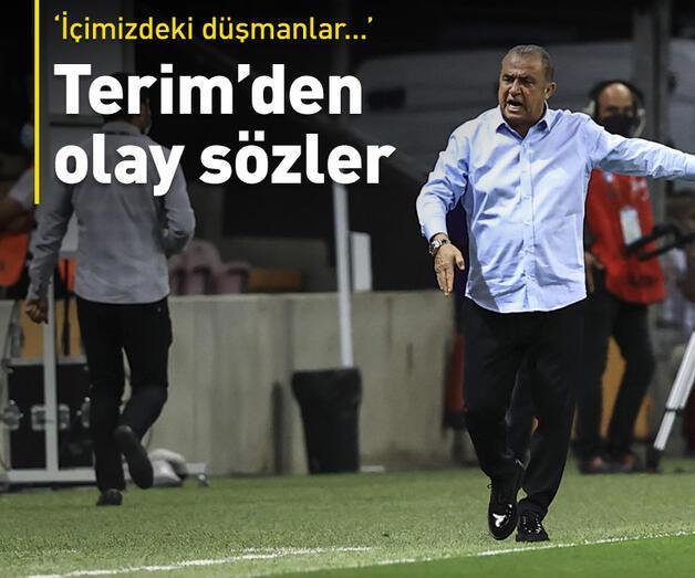 Son dakika: Terim'den Mustafa Cengiz'e tepki