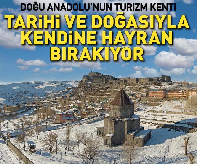 Son dakika: Doğu Anadolu'nun turizm kenti Kars