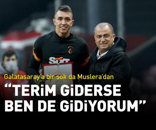Son dakika: Galatasaray'a bir şok da Muslera'dan!