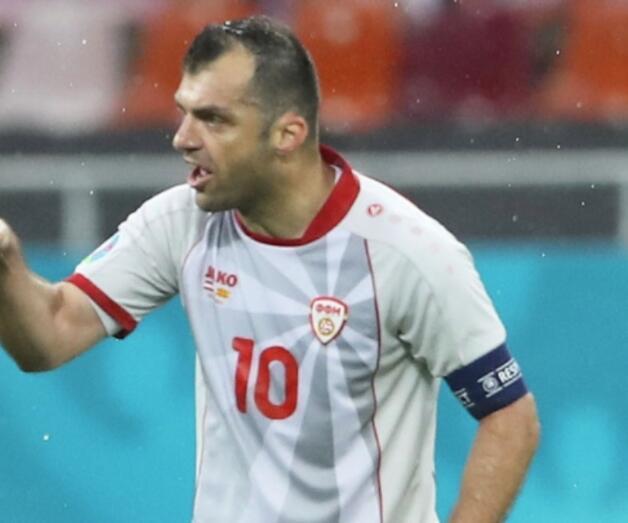 Son dakika: Goran Pandev futbol tarihine geçti