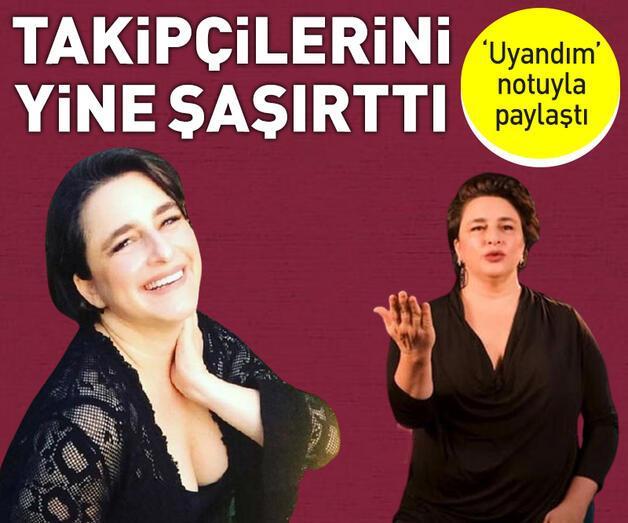 Son dakika: Esra Dermancıoğlu mini eteğiyle dans etti