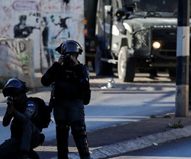 Son dakika: İsrail polisinden Filistinlilere müdahale: Çok sayıda yaralı var