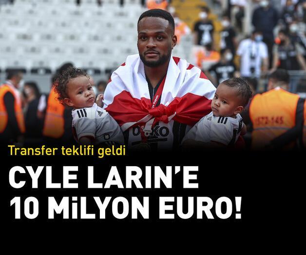 Son dakika: Cyle Larin'e 10 milyon euro!