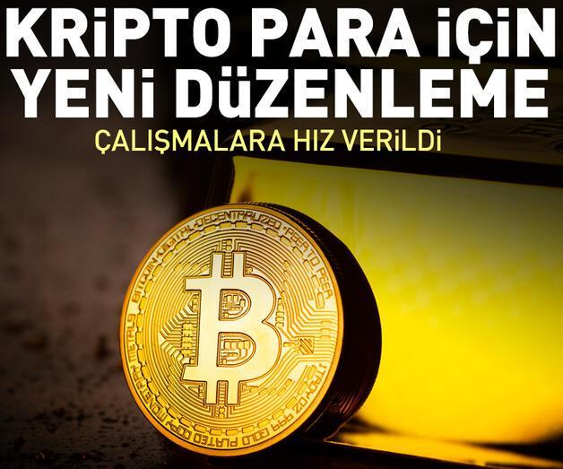 Son dakika: Kripto paralar için yeni düzenleme geliyor