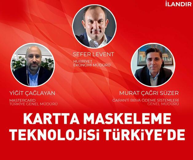 Son dakika: Kartta Maskeleme Teknolojisi Türkiye'de