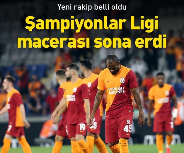 Son dakika: Galatasaray Avrupa Ligi'nde devam edecek