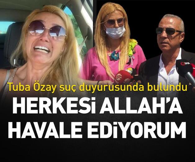 Son dakika: Tuğba Özay'dan suç duyurusu: Herkesi Allah'a havale ediyorum