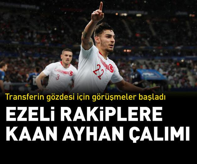 Son dakika: Trabzonspor Kaan Ayhan için girişimlere başladı!