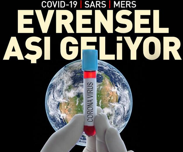 Son dakika: Tüm koronavirüslere karşı 'evrensel aşı' mümkün mü?