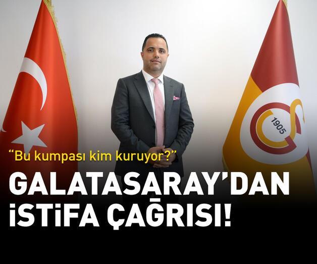 Son dakika: Galatasaray'dan Tahkim Kurulu'na istifa çağrısı