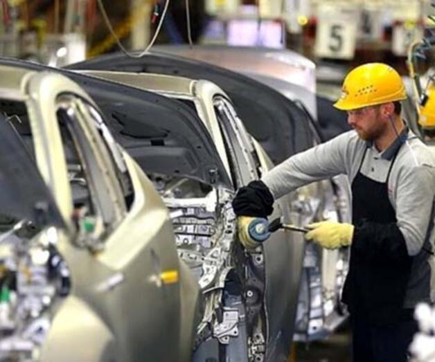 Son dakika: İlk 7 ayda otomobil üretimi yüzde 2 arttı