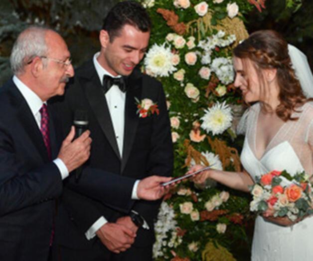 Son dakika: Kılıçdaroğlu, Ankara'da düğün törenine katıldı
