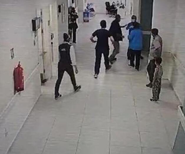 Son dakika: Hasta yakınının doktora saldırdı