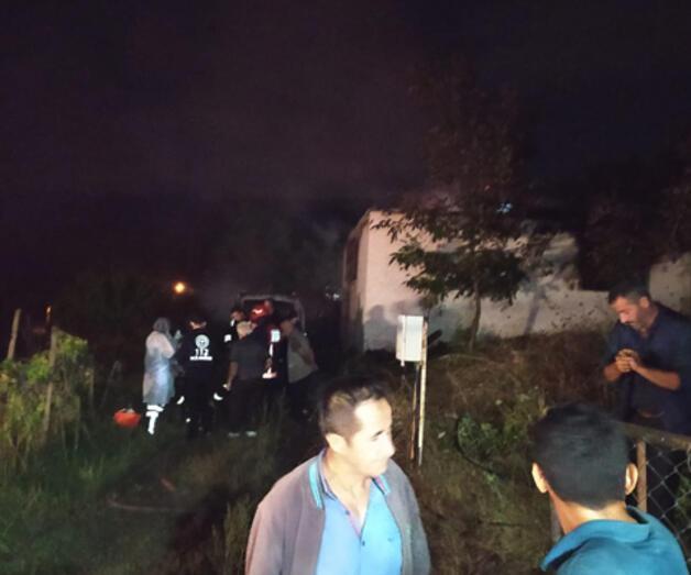 Son dakika: Sakarya'da kahreden haber! Baba ve 3 çocuğu hayatını kaybetti