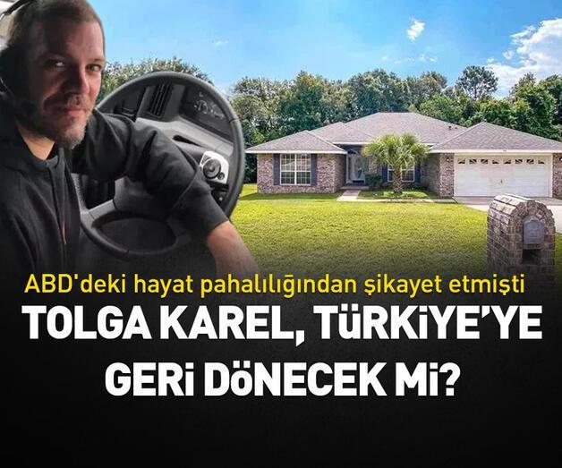 Son dakika: Tolga Karel Türkiye'ye mi dönüyor?