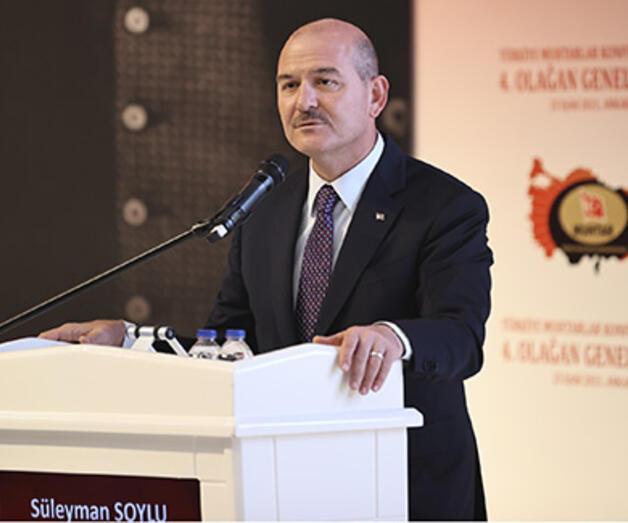 Son dakika: SON DAKİKA... Soylu: Türkiye'deki toplam terörist sayısı 189'a indi