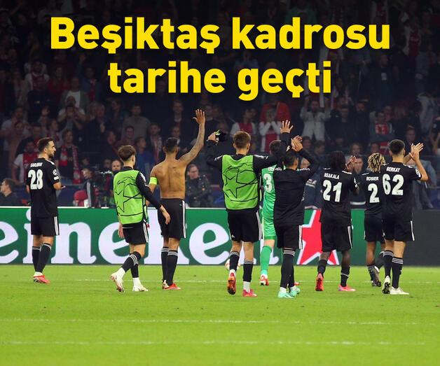 Son dakika: Beşiktaş 2 golle yenildi