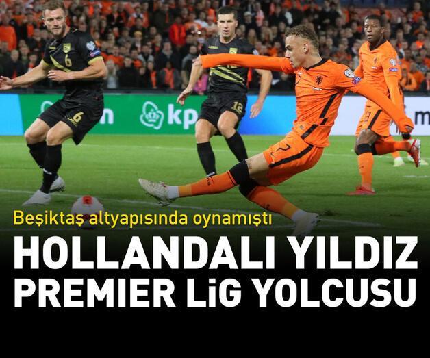 Son dakika: Beşiktaş altyapısında oynamıştı, Arsenal istiyor!