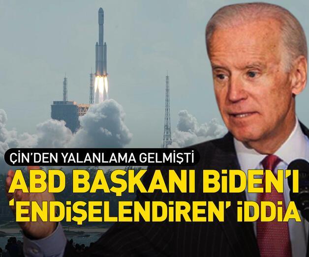 Son dakika: Biden'ı 'endişelendiren' iddia