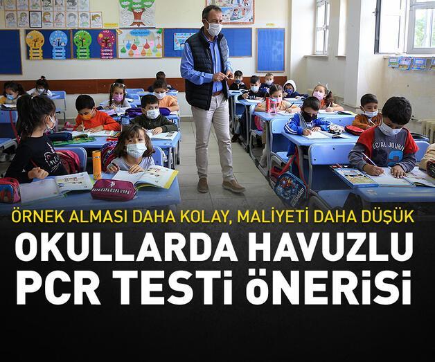 Son dakika: Prof. Dr. Yavuz'dan okullarda 'havuzlanmış PCR' ile düzenli tarama önerisi