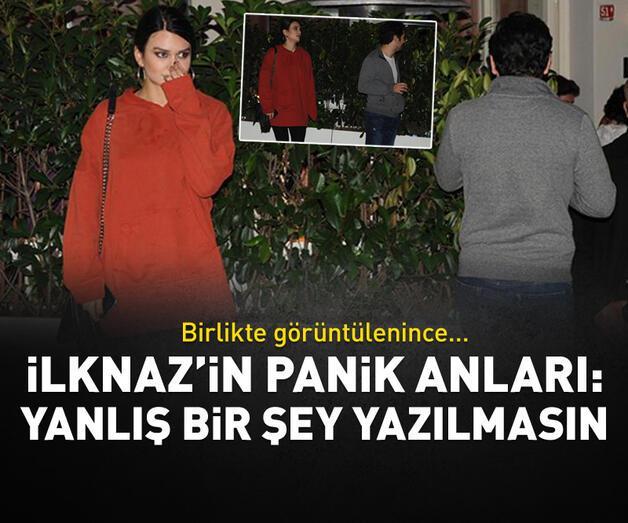 Son dakika: Selen Görgüzel'in kızı İlknaz Bektaş'ın panik anları!