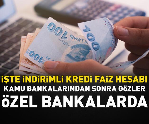 Son dakika: Kamu bankalarından sonra gözler özel bankalarda!