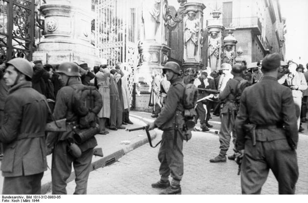 Ardeatine Mağarası Katliamı: Naziler 335 İtalyanı mağarada katlettiler