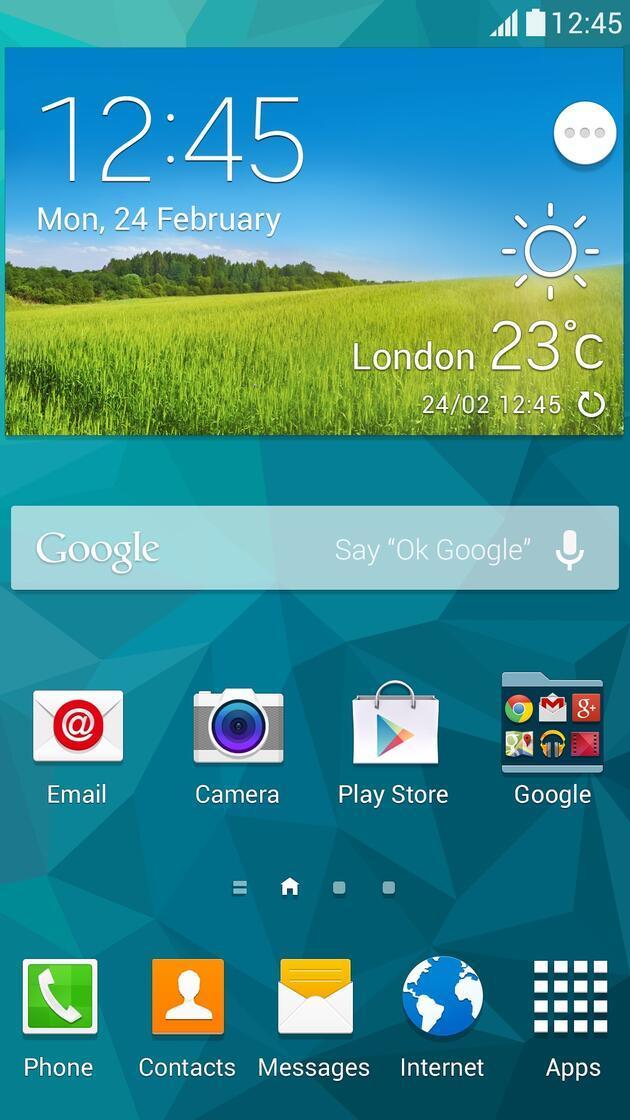 Samsung Galaxy S5'in gizli özellikleri