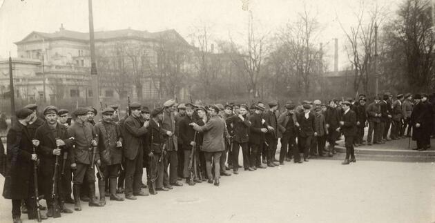 Naziler döneminde 1 Mayıs nasıl kutlandı?