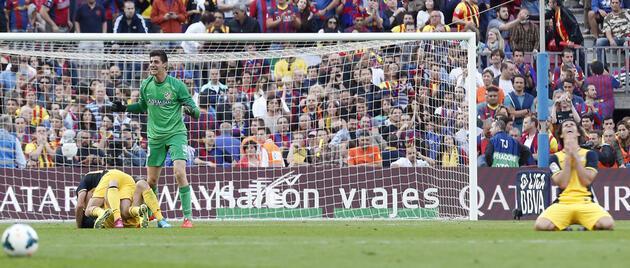 Atletico Madrid şampiyon