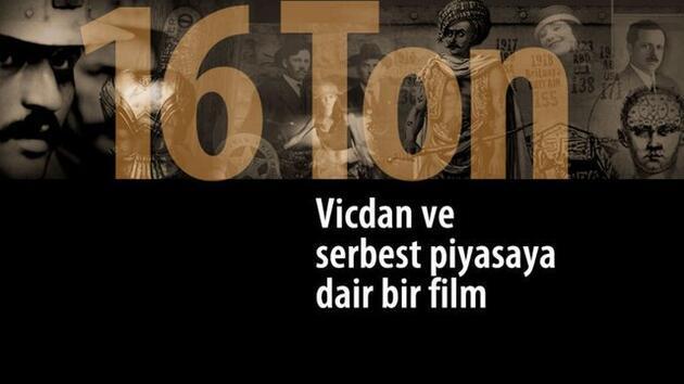 """""""16 Ton: Vicdan ve serbest piyasaya dair bir film"""""""