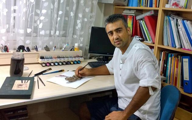 Aydın Doğan Uluslararası Karikatür Yarışması'nı Kürşat Zaman kazandı