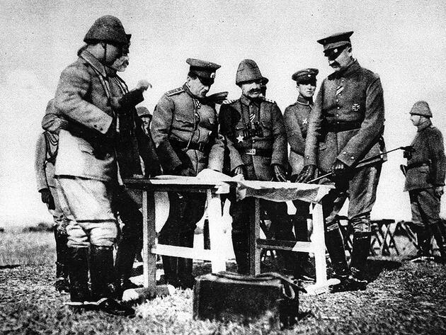 Genelkurmay'ın arşivinden 1. Dünya Savaşı'nda Türk askerleri