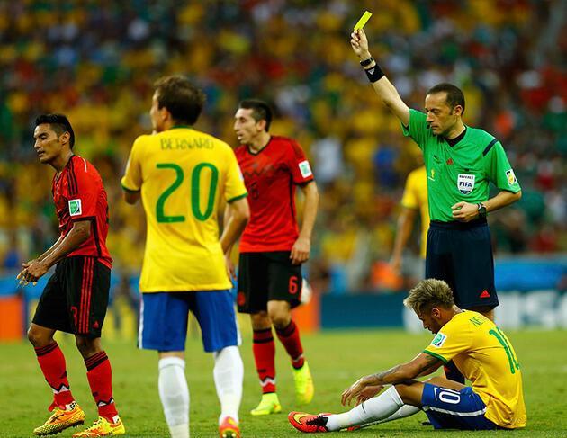 Dünya Kupası ve Cüneyt Çakır