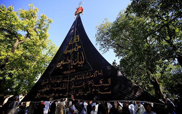 Hazreti Ali'nin şehit edilişinin 1353. yıl dönümü