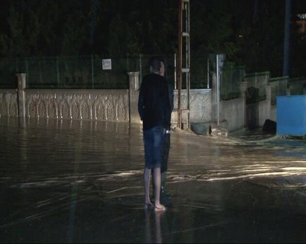 Ankara Sincan'da sel faciası: Çok sayıda yaralı var!