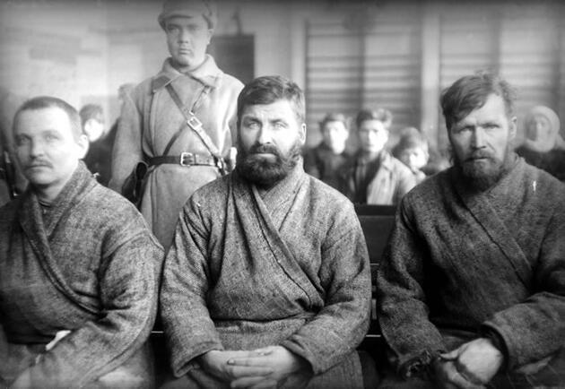 Stalin'in toplama kampları: GULAG'lar