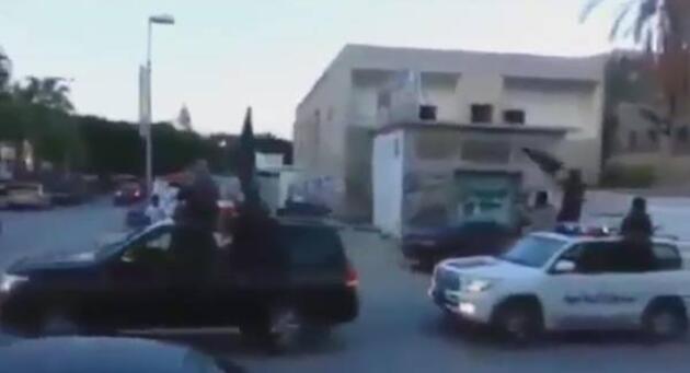 IŞİD Akdeniz kıyısına indi!