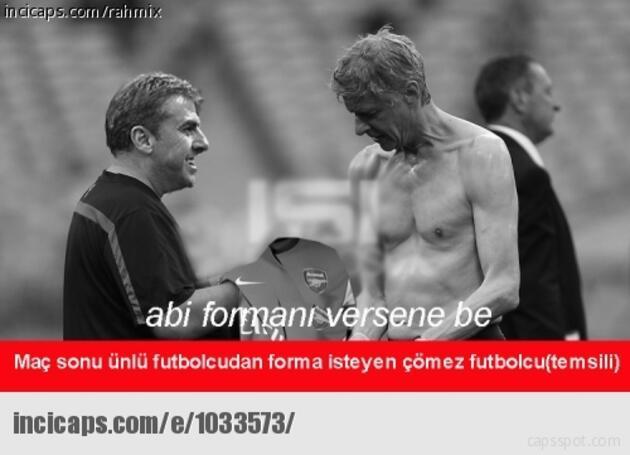 Galatasaray-Arsenal capsleri