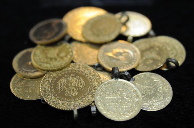 Çeyrek altının fiyatı 3 günde 5 lira yükseldi