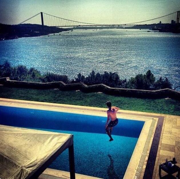 Bunlar da Instagram'ın Türk zengin çocukları